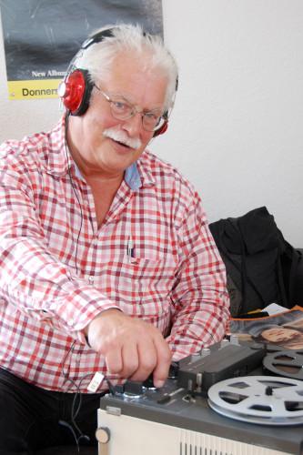 Hans-Peter Huch  -  Oldie Club 45
